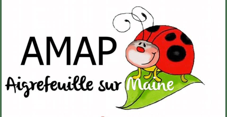 logo de l'AMAP d'Aigrefeuille sur Maine